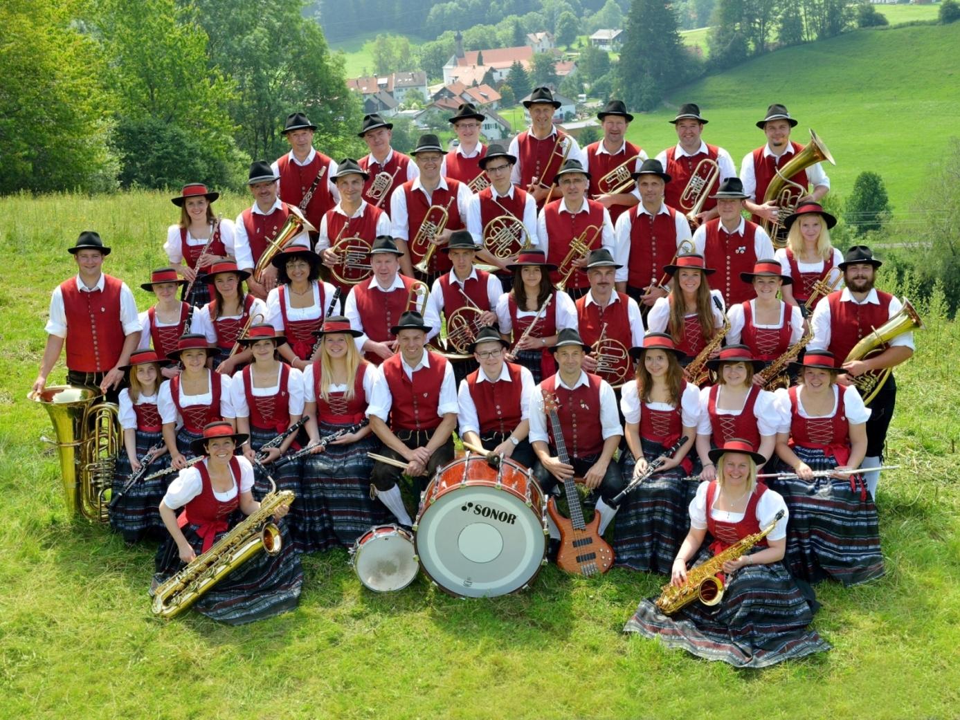 Musikkapelle Sibratshofen
